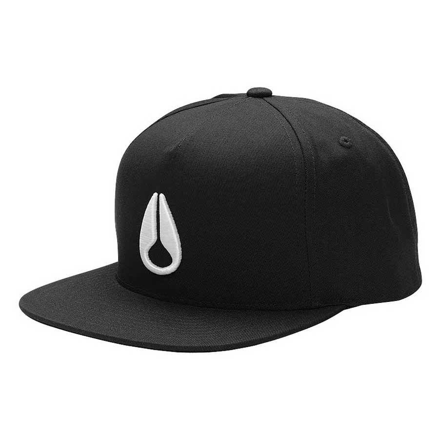 0c5d4e606 Nixon Simon Snapback Hat