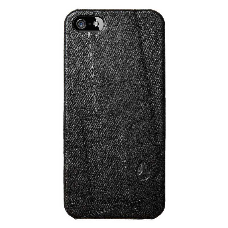 Nixon Mitt Leather iPhone 5 Case