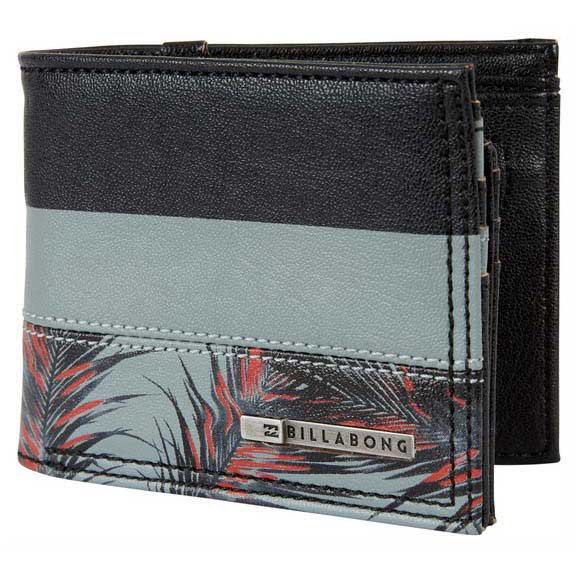 Billabong Tri Bong Printed Wallet