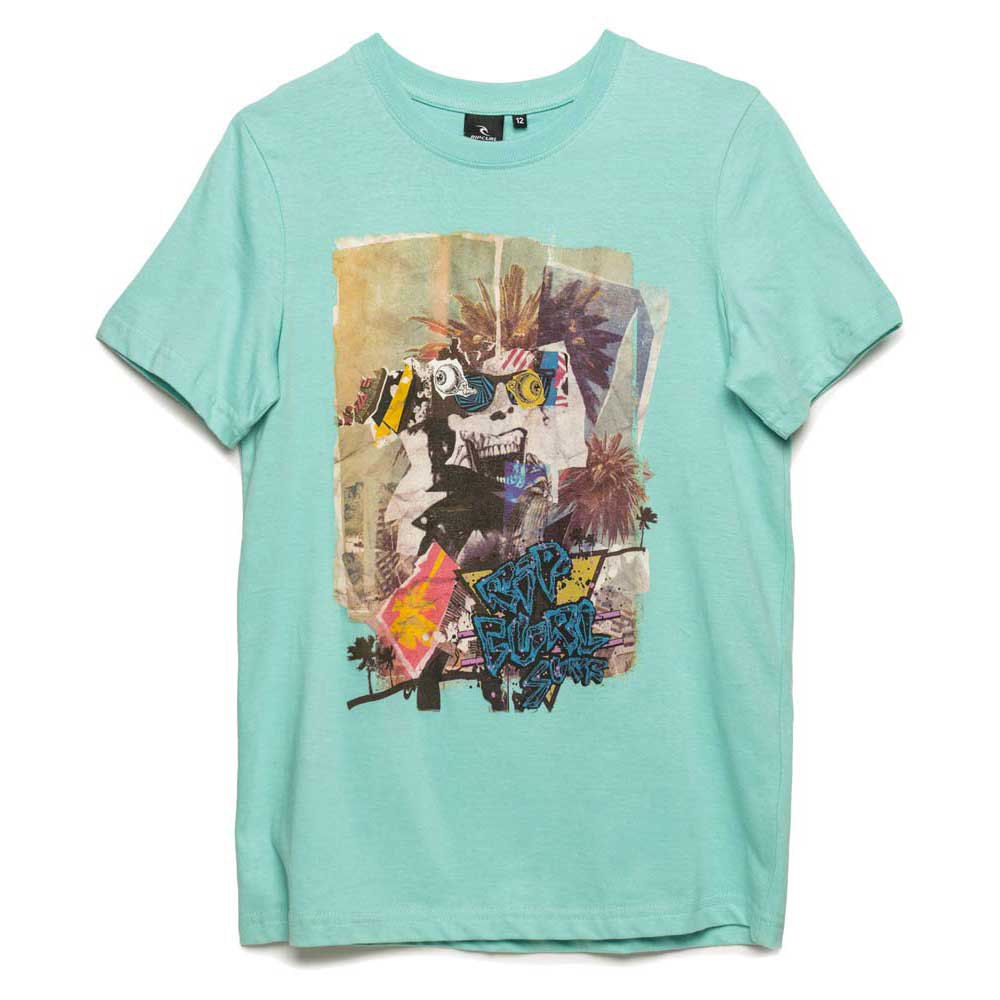 Rip curl Crazy Color Ss Tee
