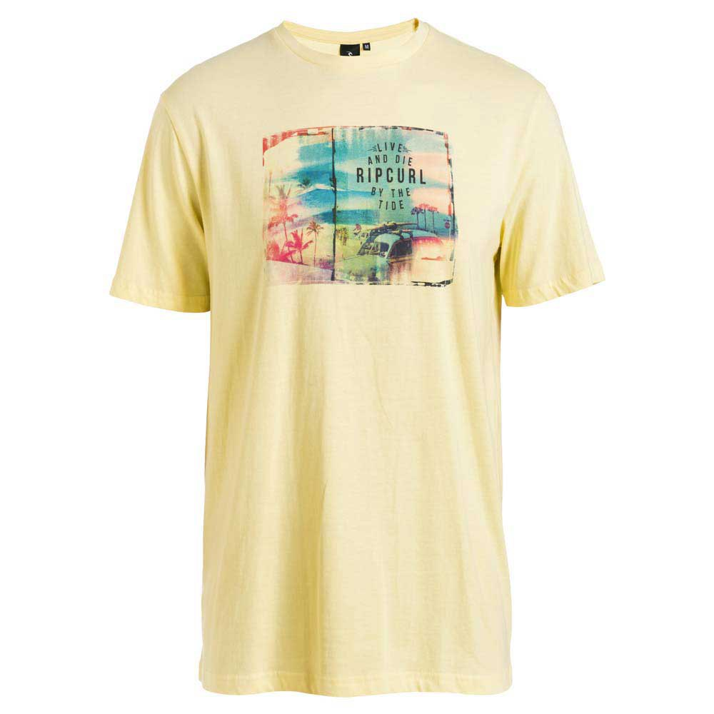 Rip curl Live And Die By The Tide Tee
