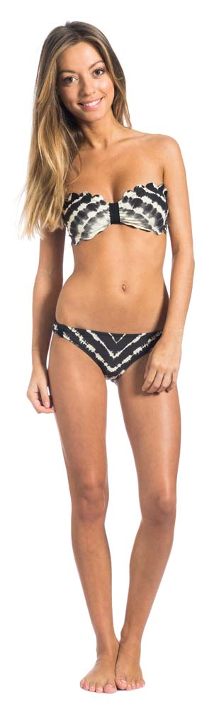 RIP CURL Midnight Hour Bandeau Set