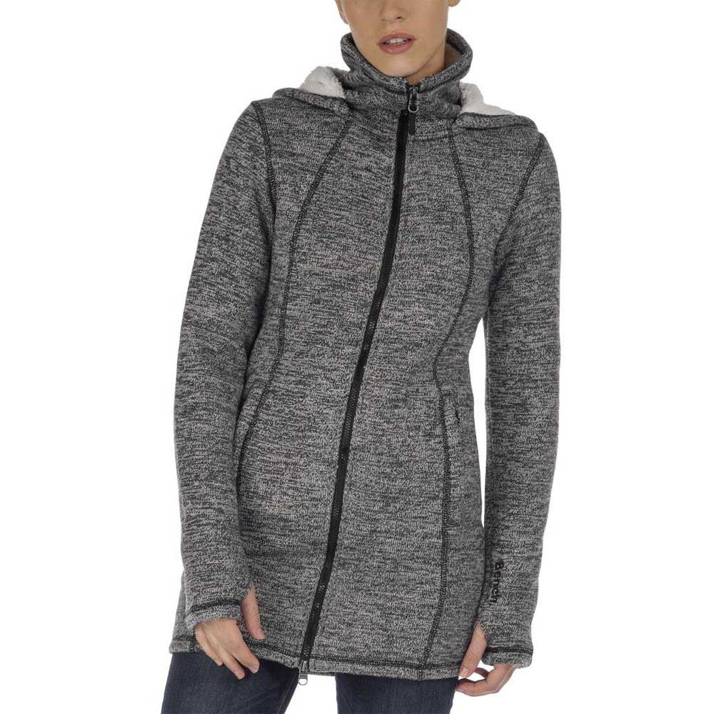 Bench Bradie II Zip Thru Hoody Neck
