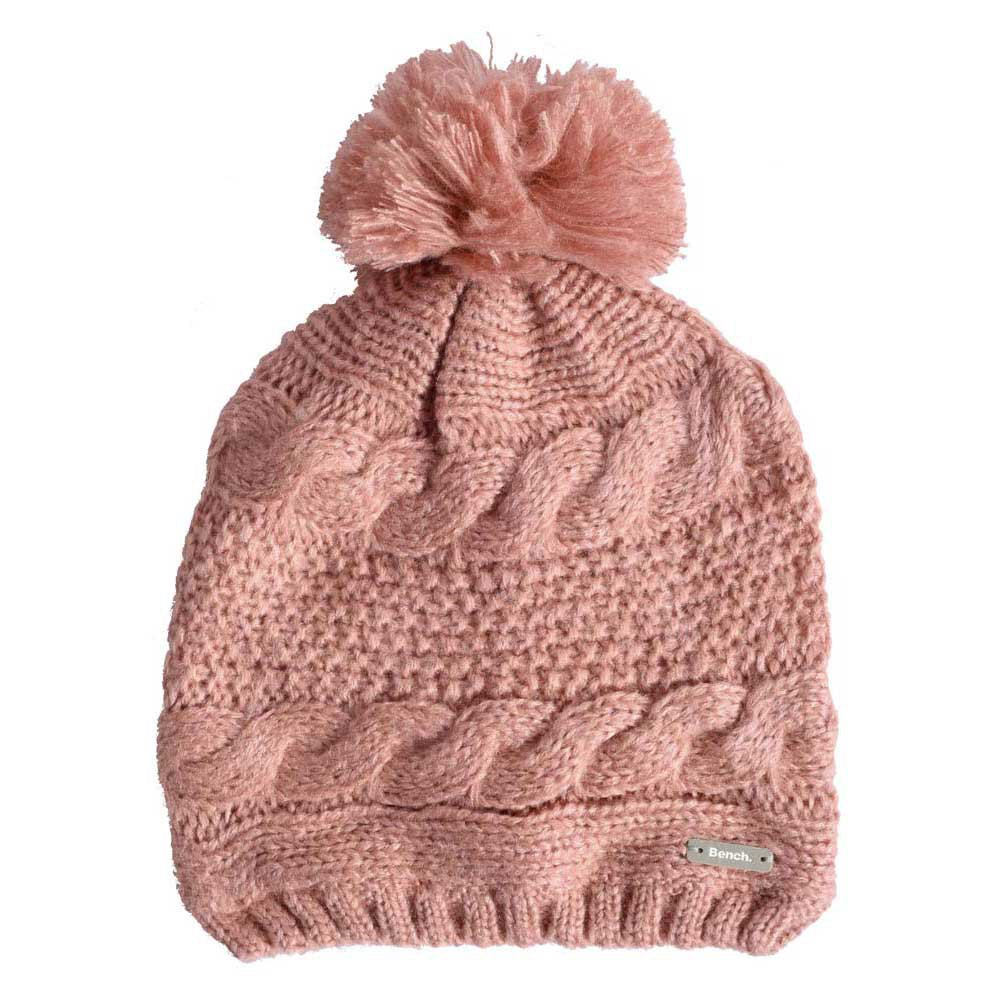 Bench Twisting Bobble Beanie