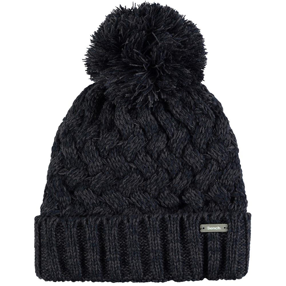 Bench Mesmerising Turn Up Bobble Beanie