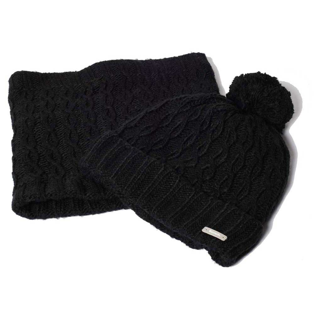 Bench Pamper Bobble Beanie & Snood Set