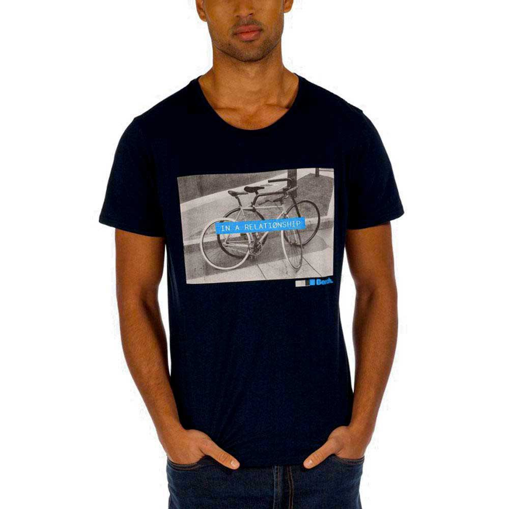 Bench Bike Relationship S/S Graphic Top
