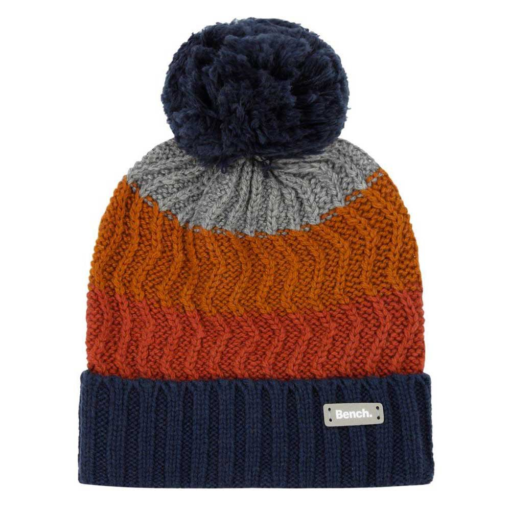 Bench Hyperconnected Turn Up Bobble Beanie