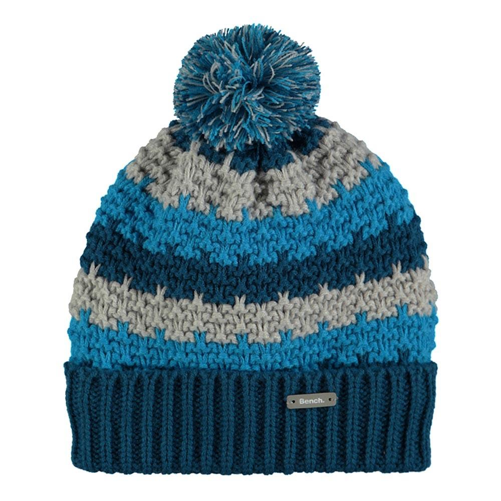 Bench Outworldly Turn Up Bobble Beanie