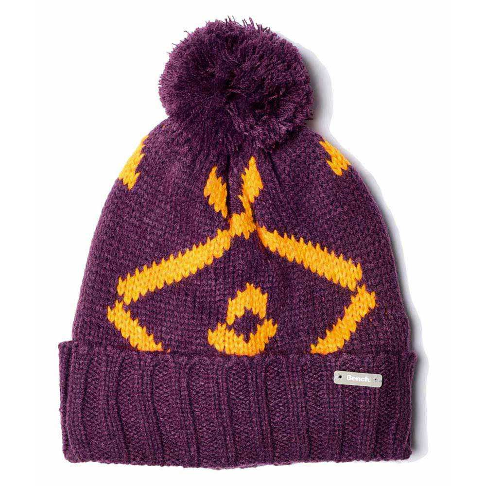 Bench Storyline Turn Up Bobble Beanie