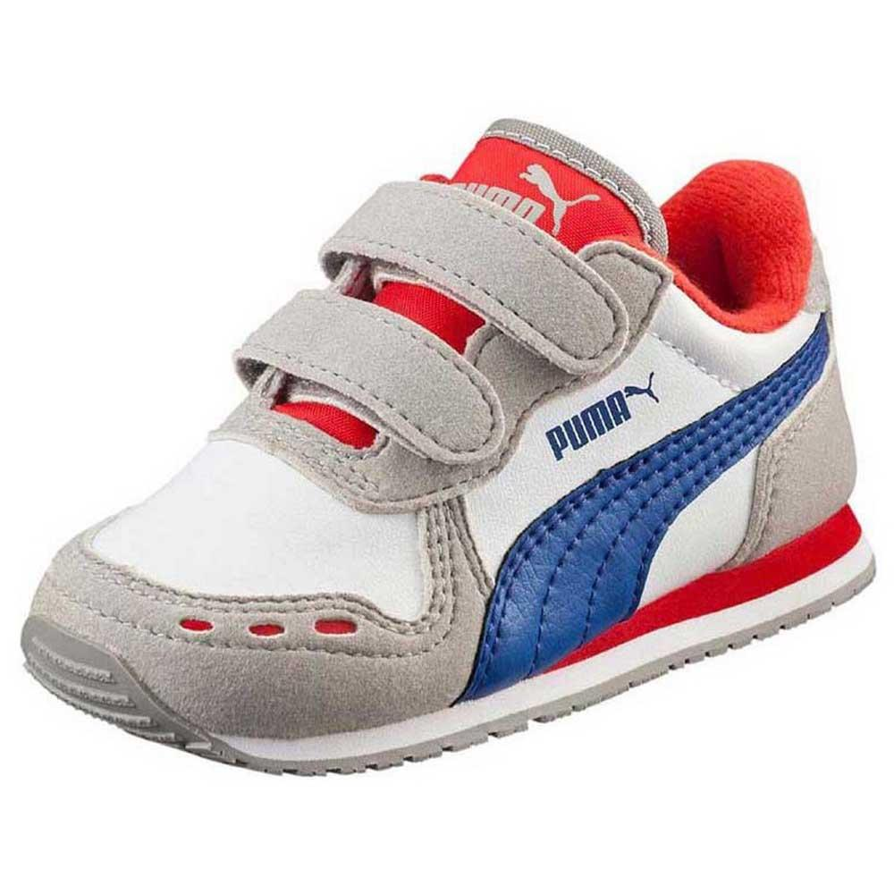 Puma Cabana Racer SL V Junior Flerfarge, Dressinn Sneakers