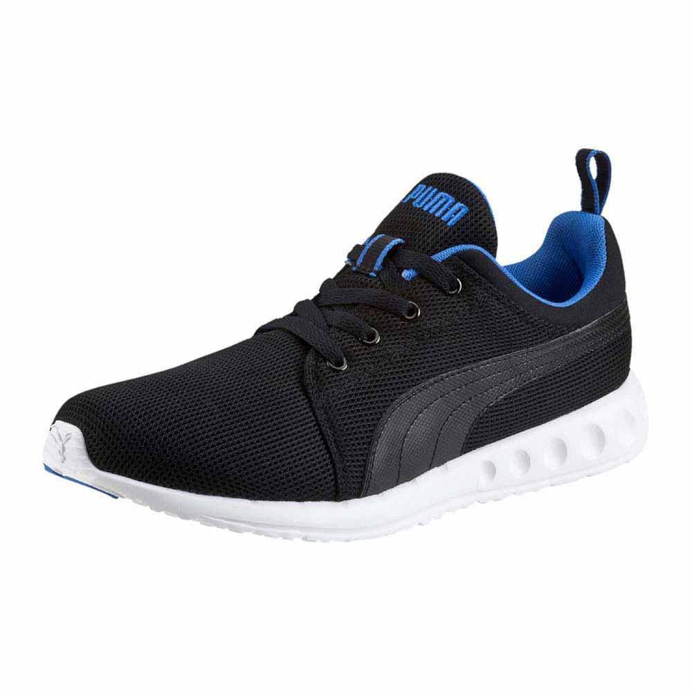 8e9b396838d5 Puma Carson Runner Blue buy and offers on Dressinn