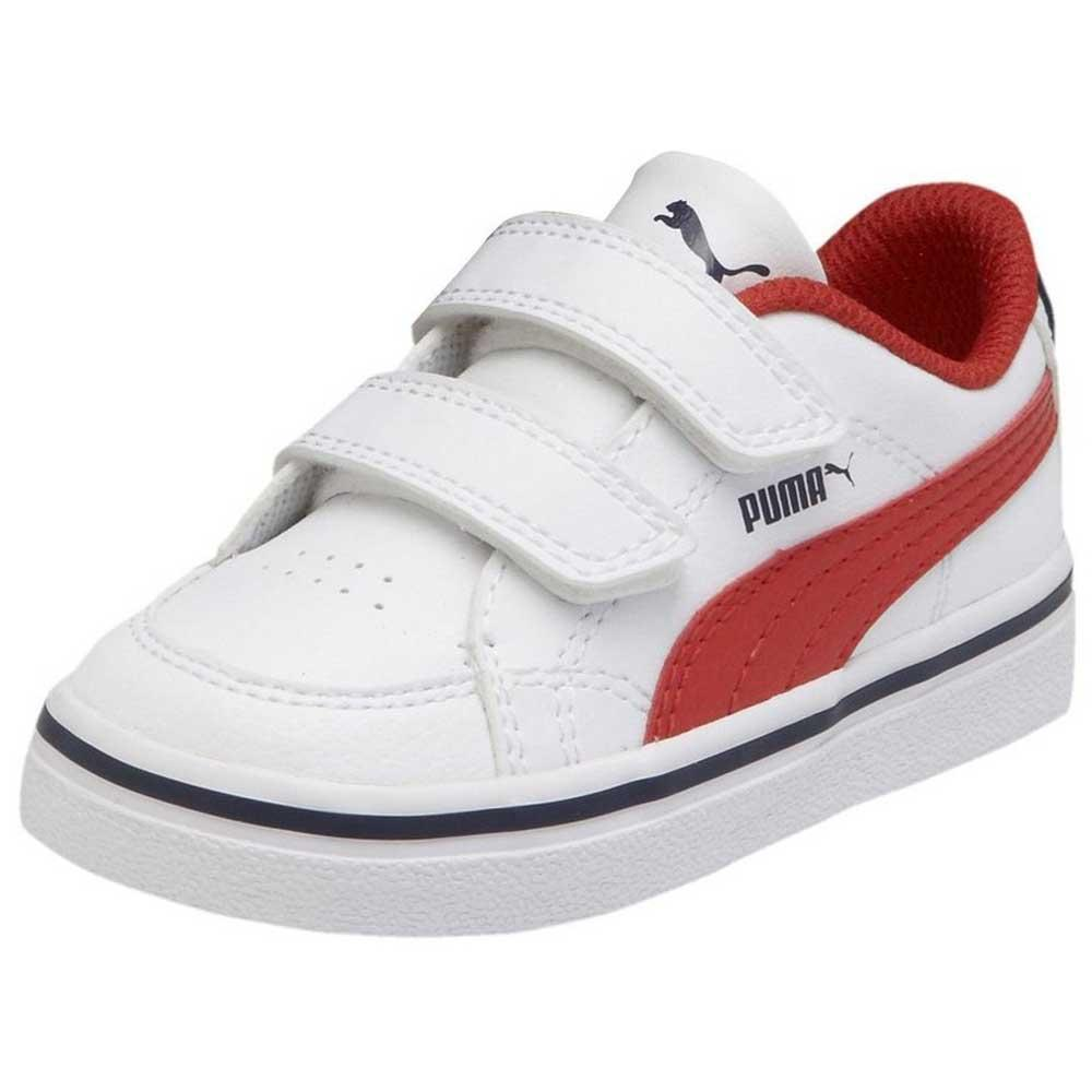 Puma Court Pt New Vulc SL V Junior