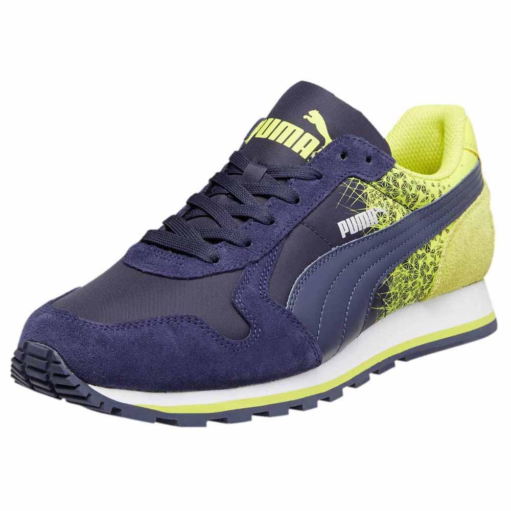 Puma ST Runner Fractured Mens Trainers
