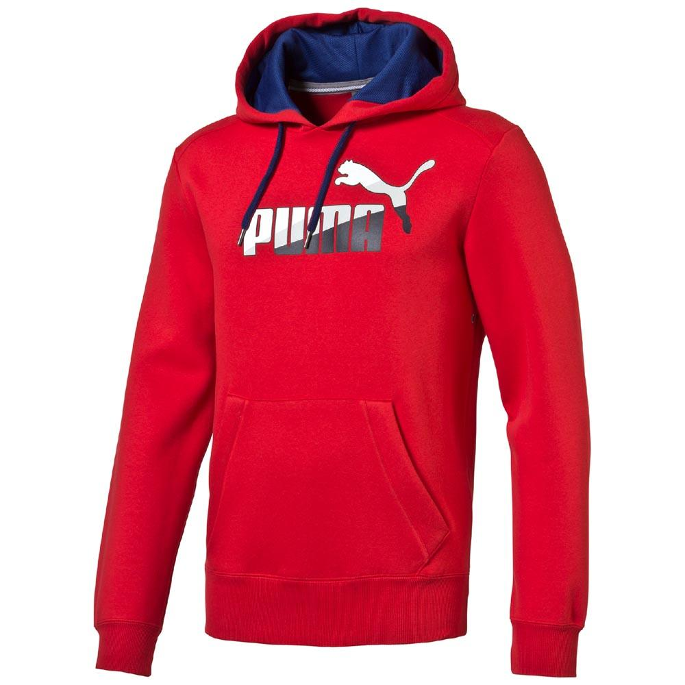 Puma Fun Graphic Hooded Sweat FL