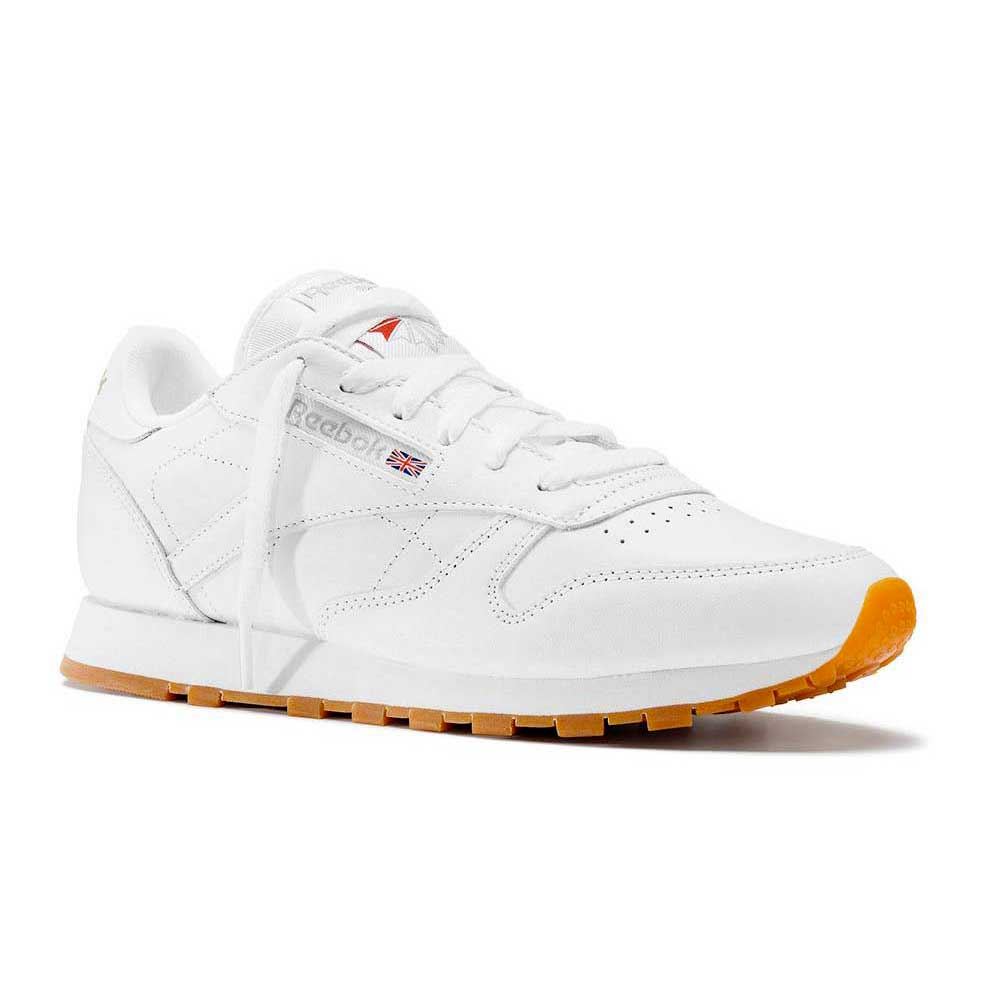 Sneakers Reebok-classics Classic Leather EU 36 Int White / Gum