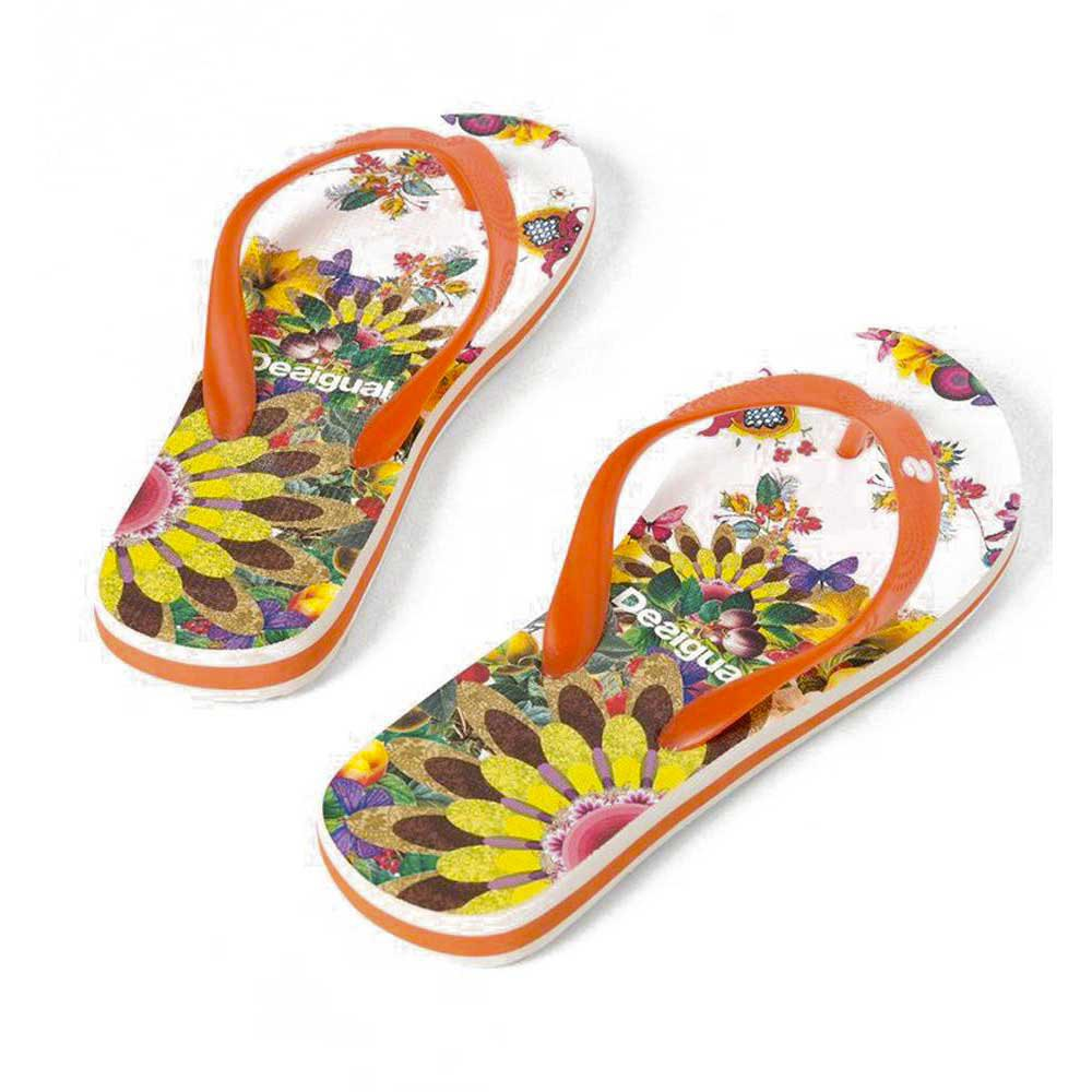 f6f1611055bad Desigual shoes Flip Flop 10 Woman buy and offers on Dressinn