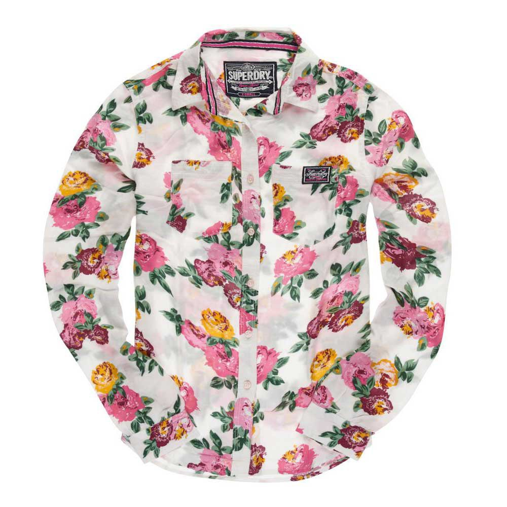Superdry Printed Calamity Shirt