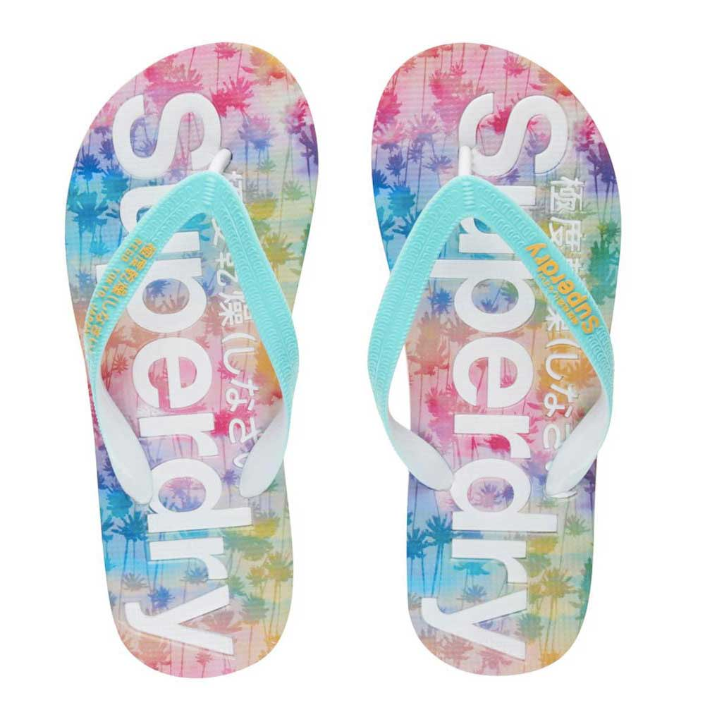 6a80c414d5ec Superdry Aop Flip Flop Multicolor buy and offers on Dressinn