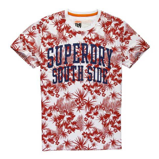 Superdry Tiki Club Aop Tee