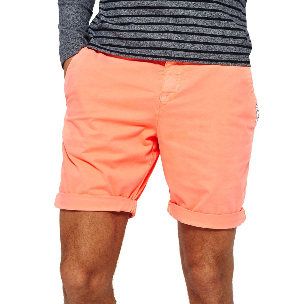 Superdry International Hyper Pop Chino Pantalones Cortos