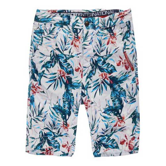 Superdry International Print Chino Short