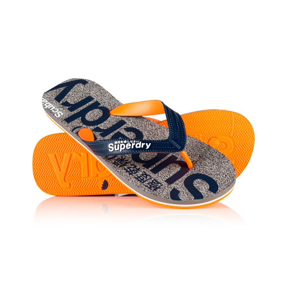 c05754f6b522f Superdry Scuba Marl Flip Flop buy and offers on Dressinn