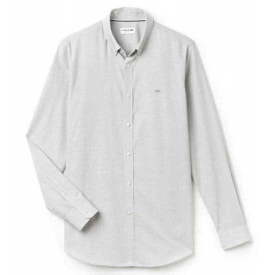 Lacoste CH2474PAE Woven L/S Shirt