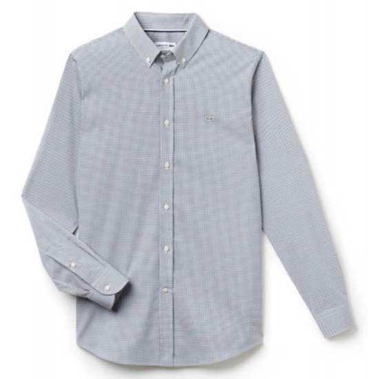 Lacoste CH02223NR Woven L/S Shirt