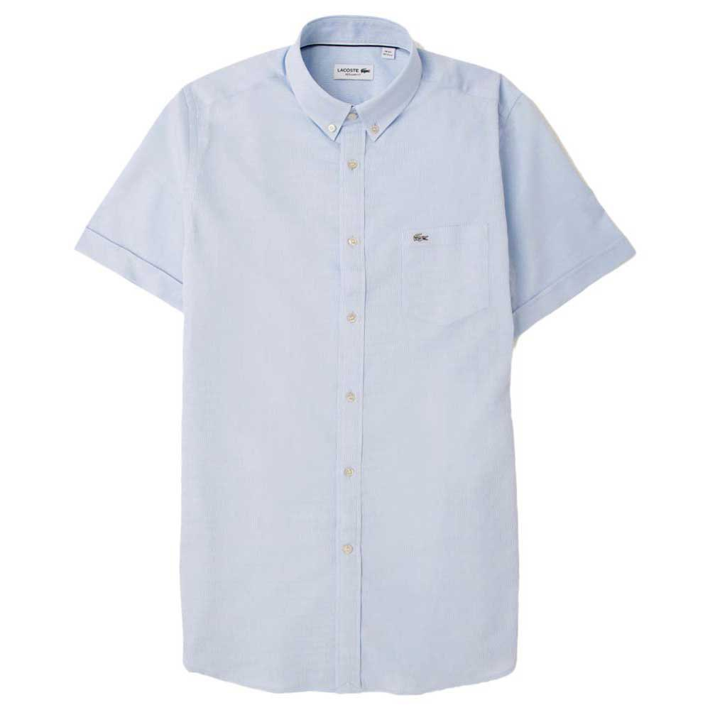 Lacoste DCH0221 Woven S/S Shirt
