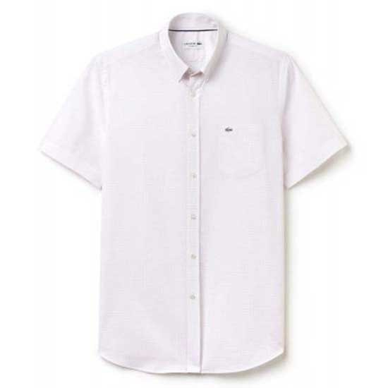 Lacoste DCH8514 Woven S/S Shirt