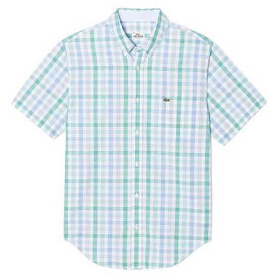 Lacoste DCH8746 Woven S/S Shirt