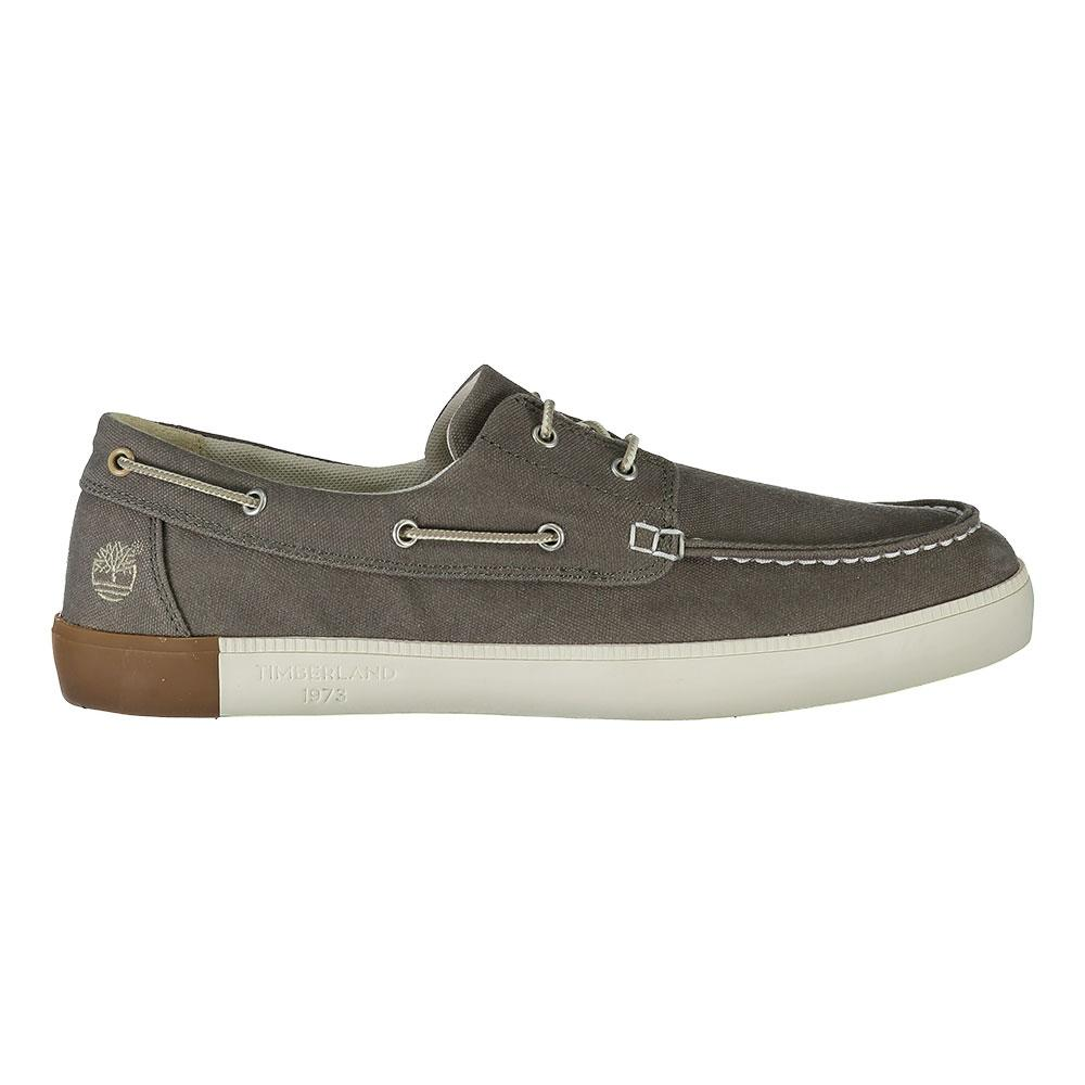 Timberland Newport Bay 2 Eye Boat Shoe Wide