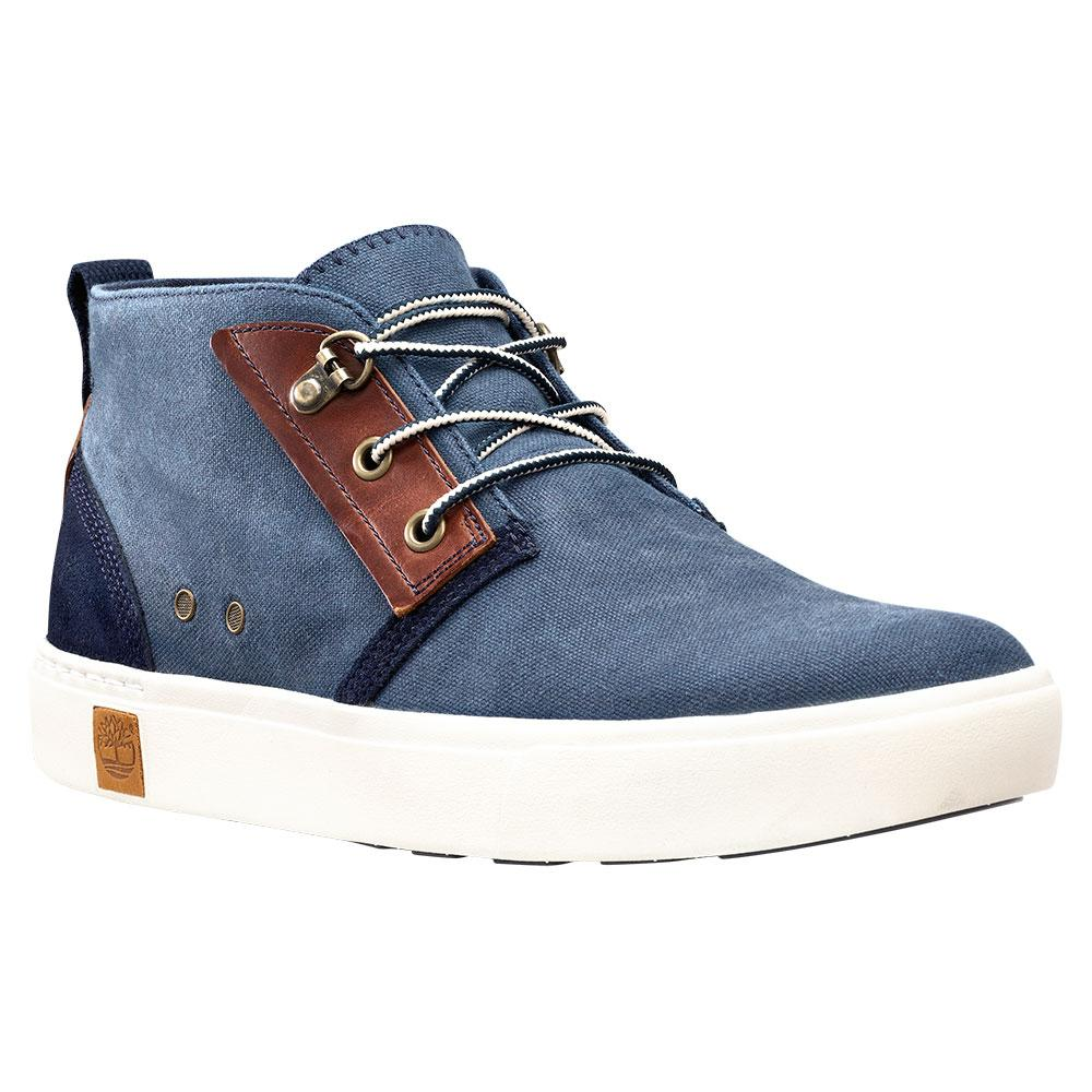 Timberland Amherst Canvas Chukka Wide