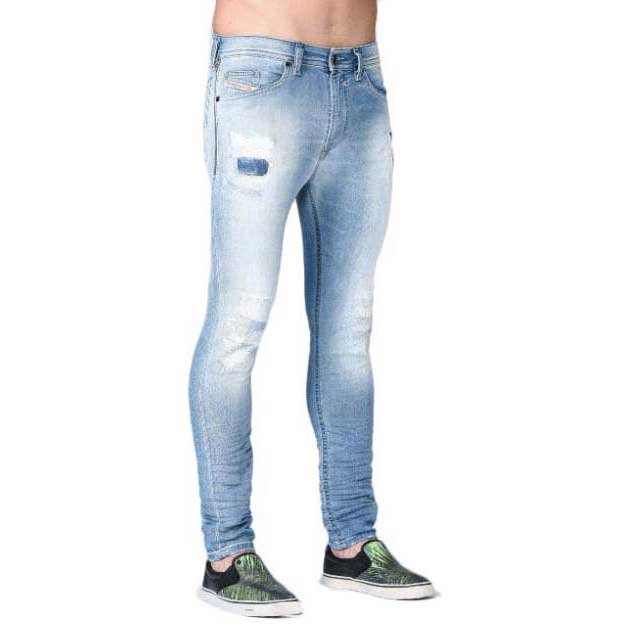 Diesel Spender Ne Sweat Jeans 0673M