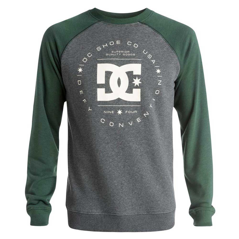 Dc shoes Rebuilt Crew Raglan