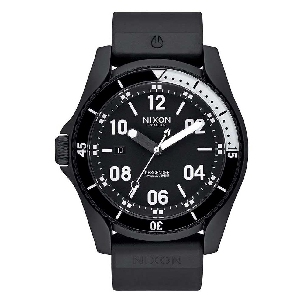 Relógios Nixon Descender Sport One Size All Black
