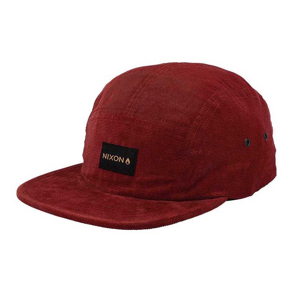 839779fb95c Nixon Tide 5 Panel Hat buy and offers on Dressinn