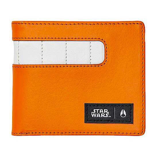Nixon Showoff Leather Wallet Star Wars