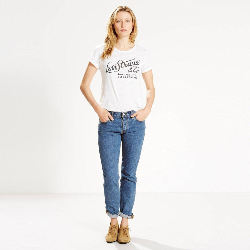 Levi´s 501 Ct Jeans For Women R