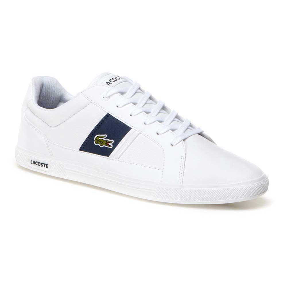 Lacoste Europa Lcr3 Branco comprar e ofertas na Dressinn Sneakers 553aec6d3e