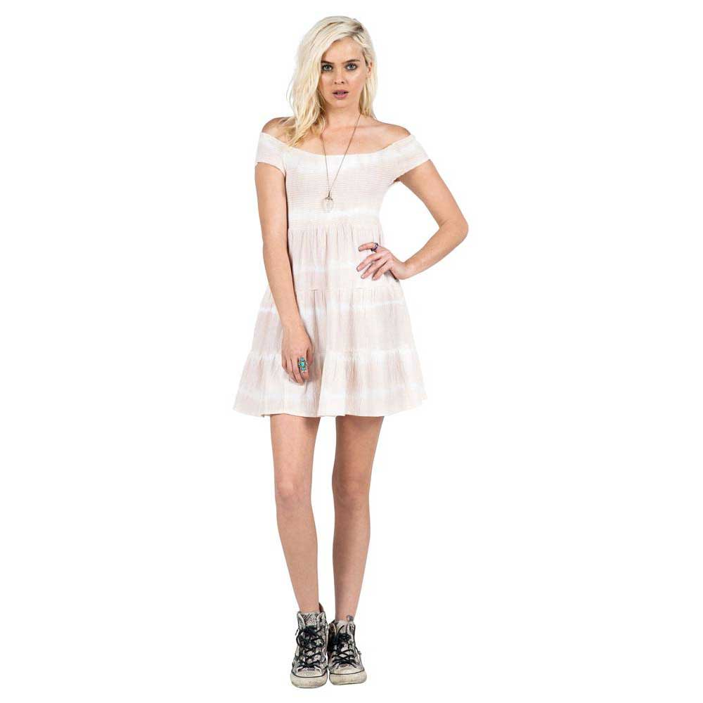 Volcom Smocked Up Dress