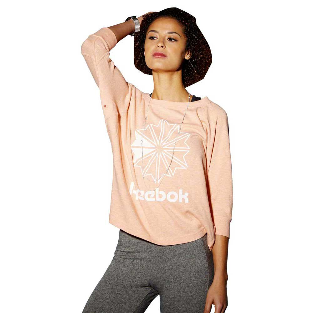 Reebok classics F Iconic Back Zip Crew Sweat