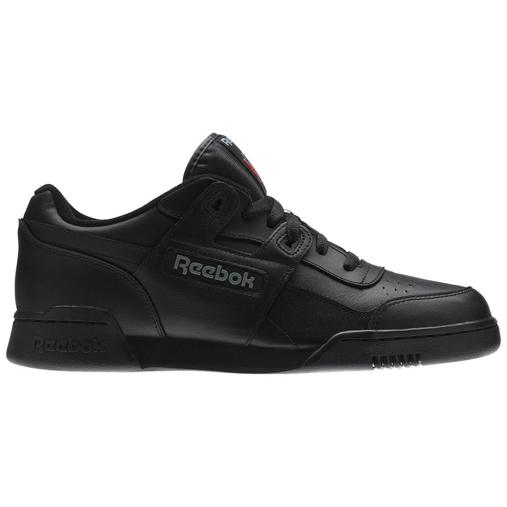 444064733b0 Reebok classics Workout Plus Black buy and offers on Dressinn