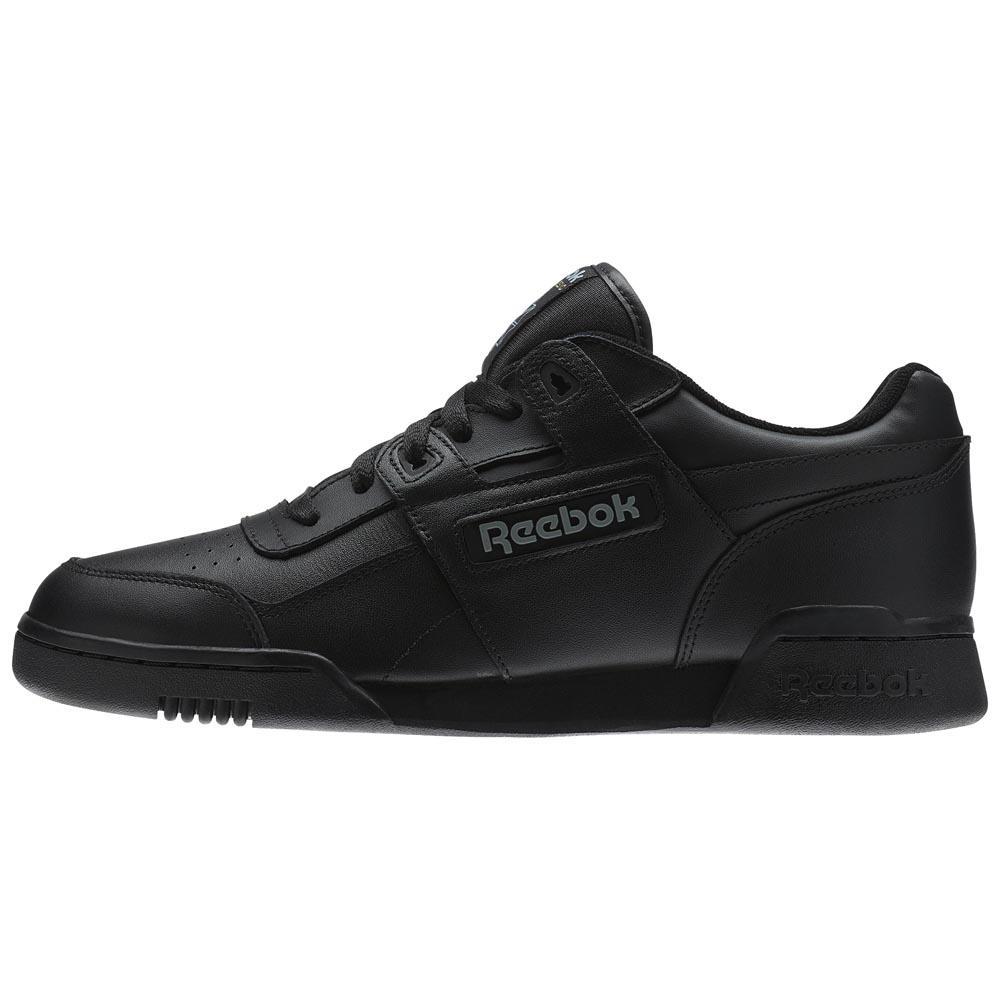 1c69ac88799e0 Reebok classics Workout Plus Black buy and offers on Dressinn