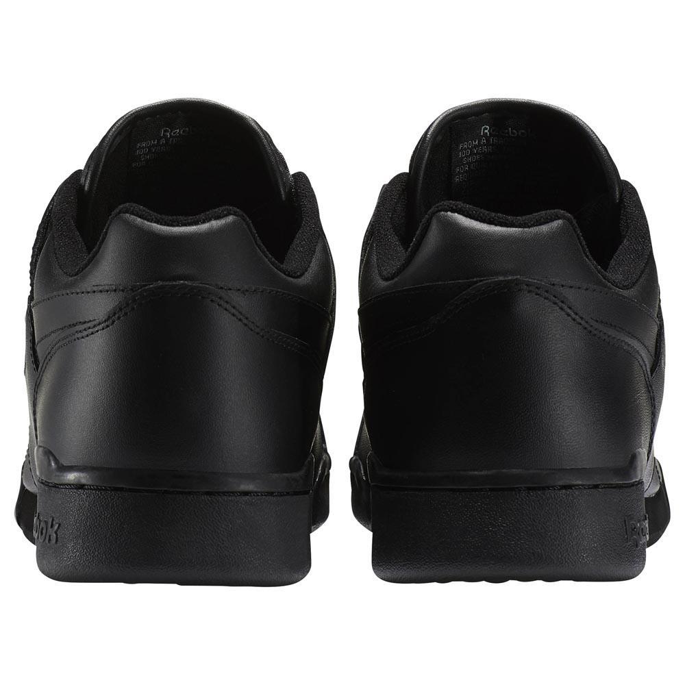 6df7c1e9ff5a5d Reebok classics Workout Plus Black buy and offers on Dressinn