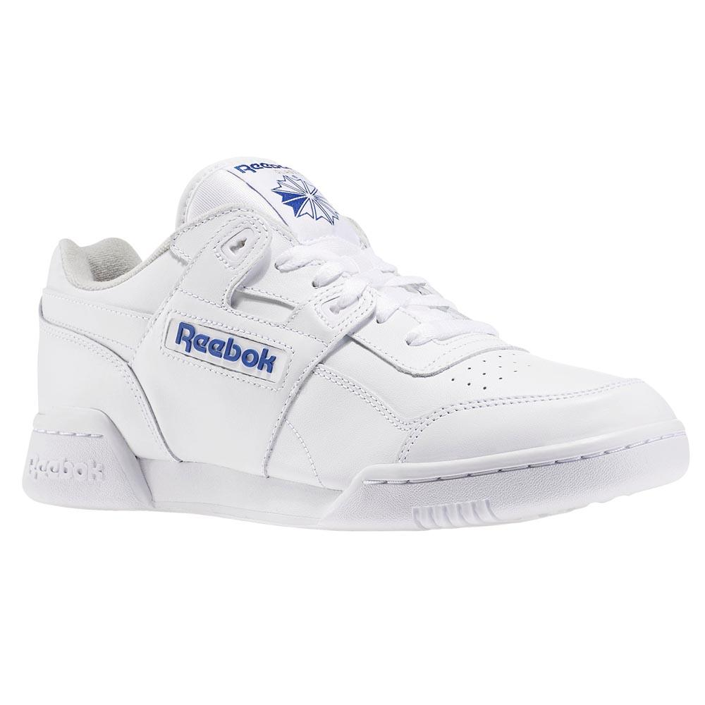 Sneakers Reebok-classics Workout Plus EU 36 White / Royal