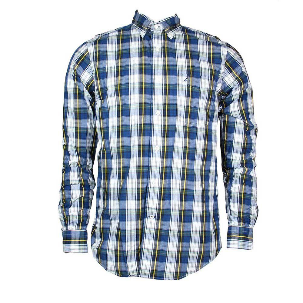Nautica Ls Shirt Plaid