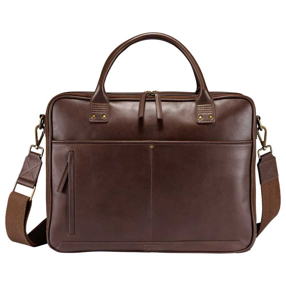 TIMBERLAND Briefcase Leather