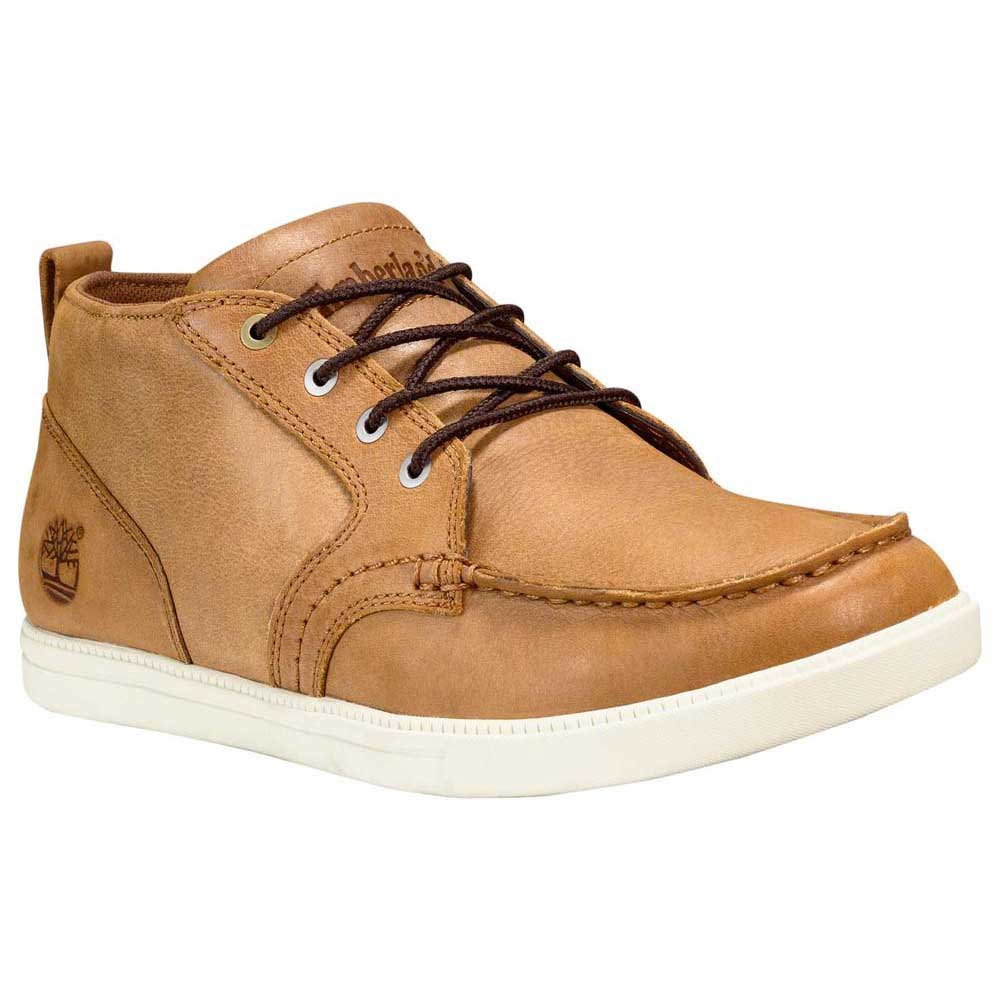 Timberland Fulk Low Chukka Moc Toe Leather